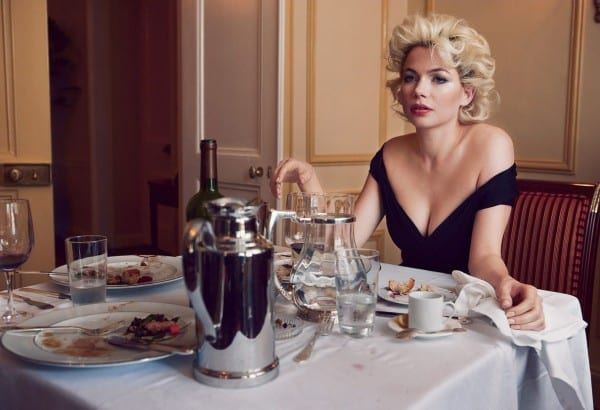 What Michelle Williams Did To Look Like Marilyn