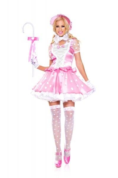 Adult Little Bo Peep Woman Costume