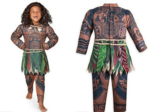 "Disney Pulls ""moana"" Halloween Costume From Shelves"