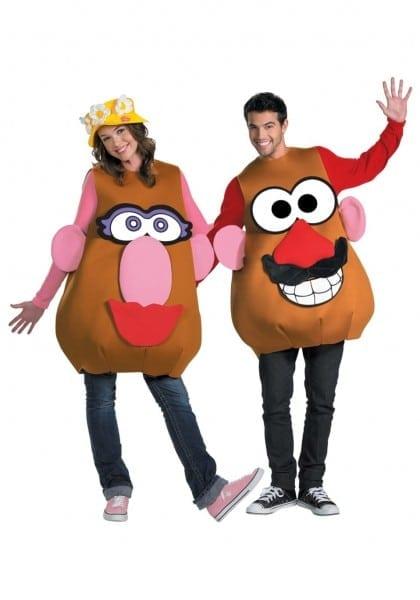 Mrs Mr Potato Head Costume Halloween Customs Image Ideas Dirty