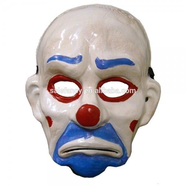 New Custom Batman Joker Clown Mask Scary Clown Mask Qmak