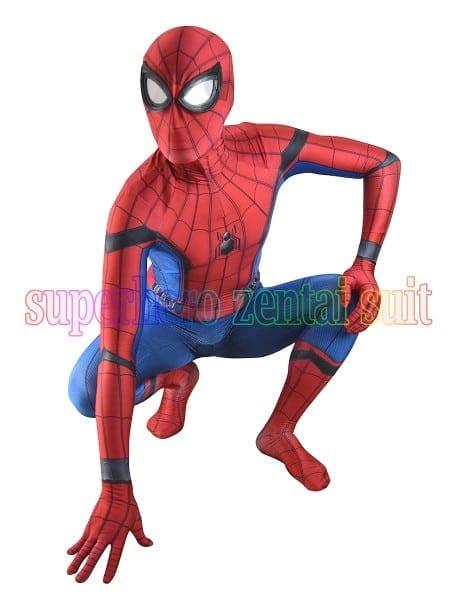 Aliexpress Com   Buy New Spiderman Homecoming Costume Halloween