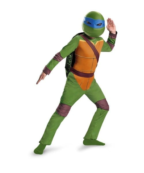 Ninja Turtles Leonardo Kids Costume