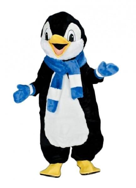 Buy Penguin Basic Plush Mascot Halloween Costumes Animal Mascots