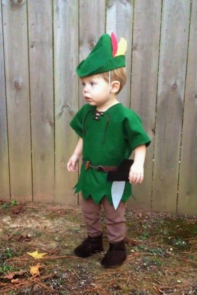 35 Peter Pan Toddler Halloween Costume, Peter Pan Toddler   Child