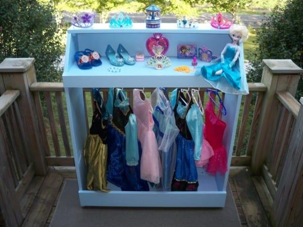 Pick Out Clothes Closet Princess Clipart For Kids