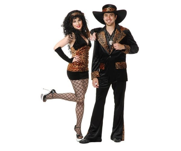 How To Make Your Own Pimp And Hoe Halloween Costumes (diy Guide