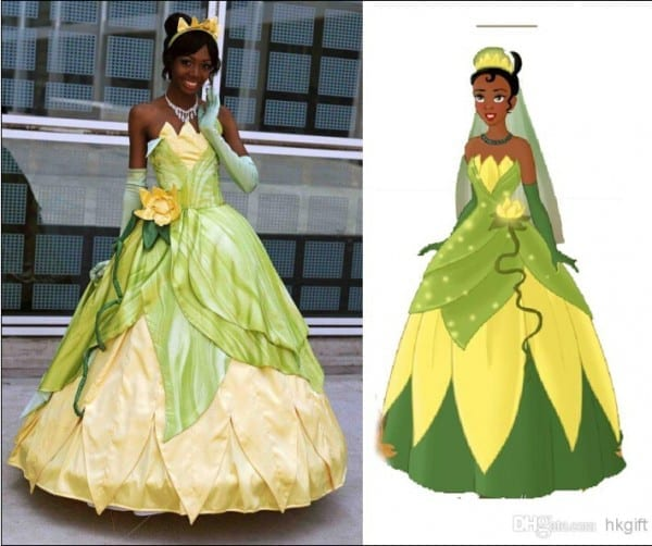 Adult Tiana Costume New 180 Best Princesses Cosplay Images On