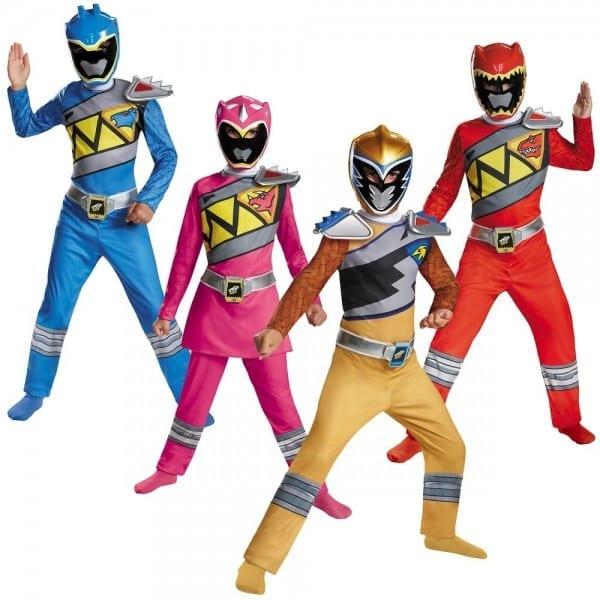 Power Ranger Dino Charge Costume Power Rangers Halloween, Power