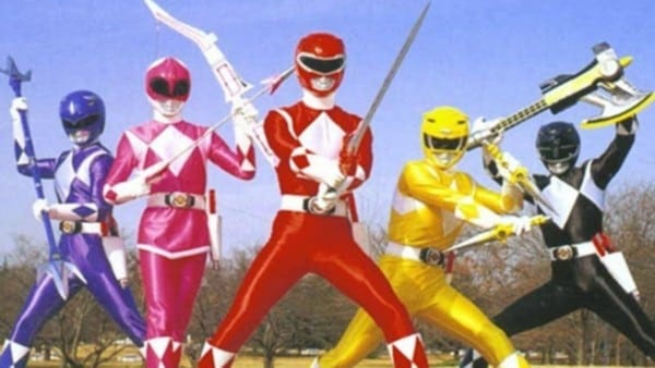 Power Rangers Movie Originally Included The Power Weapons