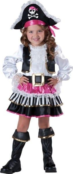 Precious Pirate Girl Kids Costume