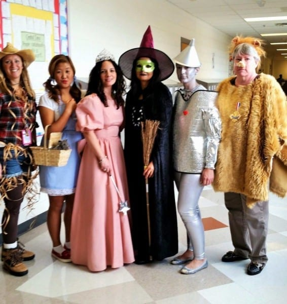 Fun Halloween Costume Idea For Teachers Using Class Dojo The