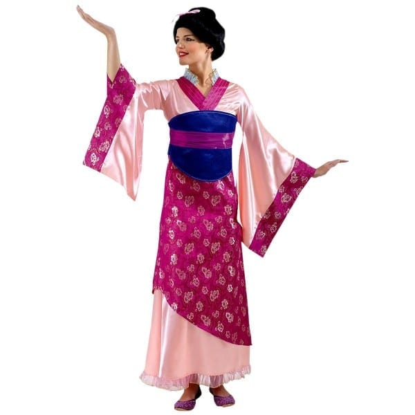 Princess Mulan Disney Costume