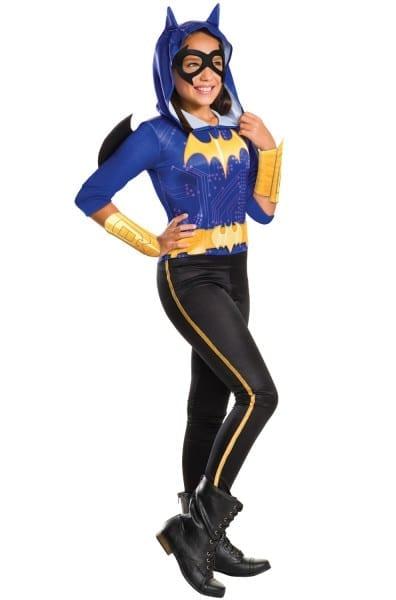 Dc Super Hero Girls Batgirl Child Costume
