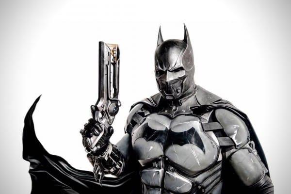 Real Life Batman Suit