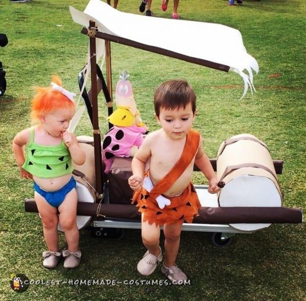 Coolest 75+ Homemade Flintstones Costumes For Halloween