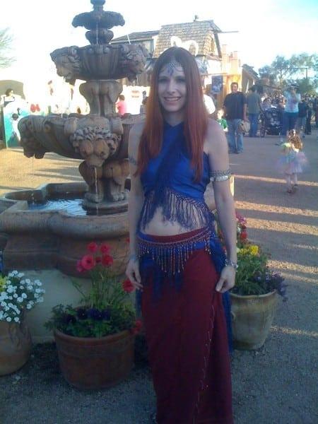 Renaissance Festival Gypsy By Eadaein On Deviantart