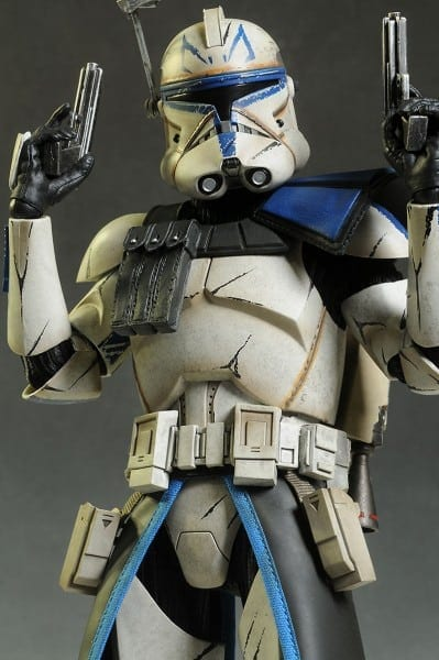 Review And Photos Of Captain Rex 501st Clonetrooper Star Wars