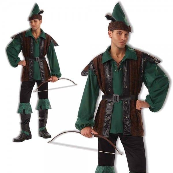 Robin Hood Costume For Men