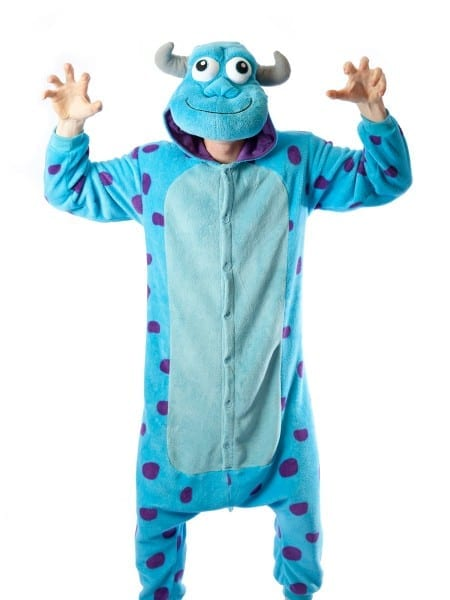 Sulley Monster Inc Costume