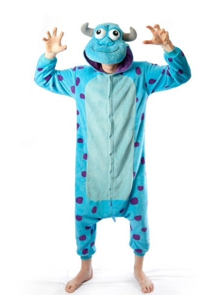 Sulley Monsters, Inc  Costume