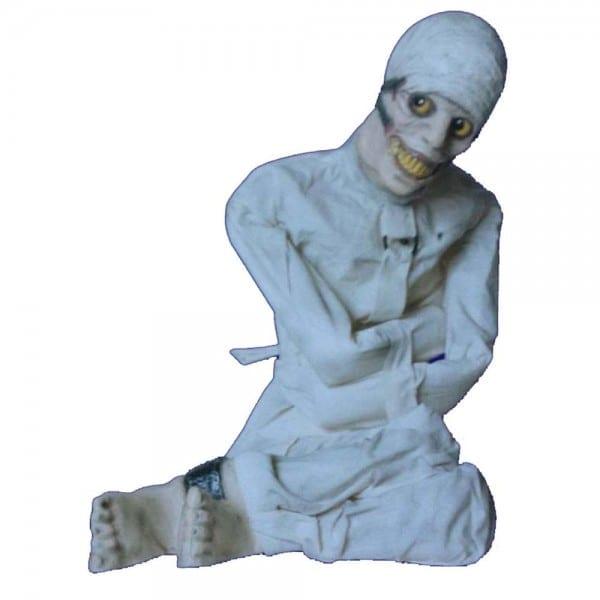 Spazm Animado Crazy Psycho Halloween Prop Agitação Motion