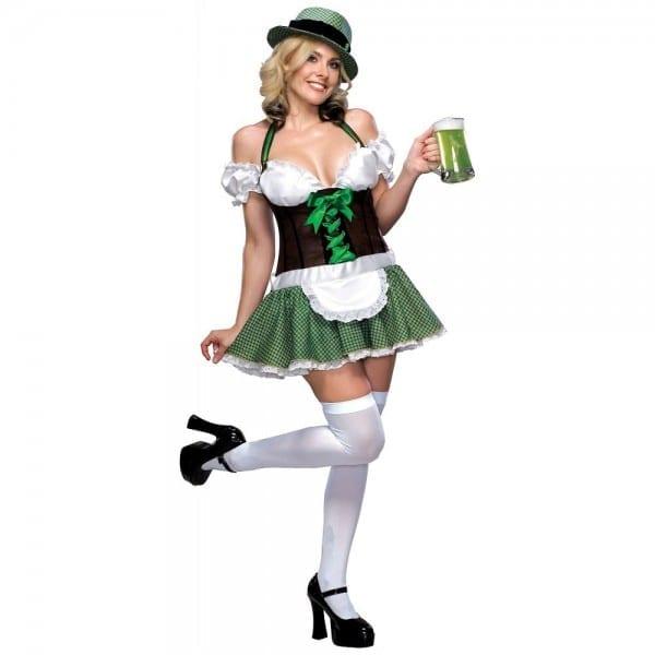 St Patricks Day Clothes Plus Size
