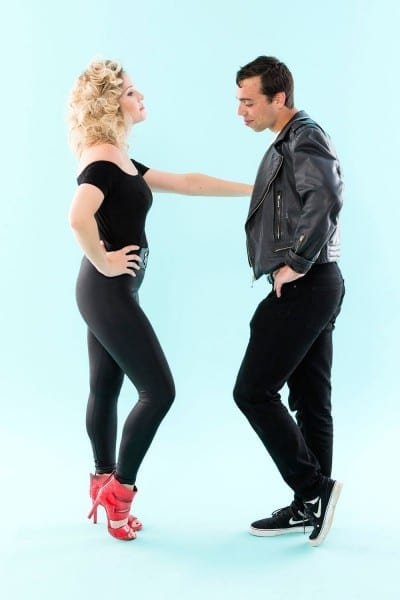 Diy Grease Halloween Costumes For Groups