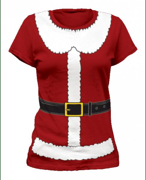 Mrs  Santa Claus Womens T