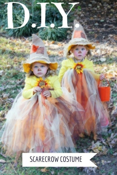 19 Fun Homemade Halloween Costumes For Ages 2