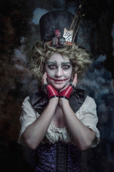 Scary Mad Hatter (lady) – Vamps And Dolls