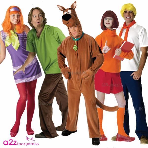 Scooby Doo Halloween Costumes ✓ Halloween Costumes