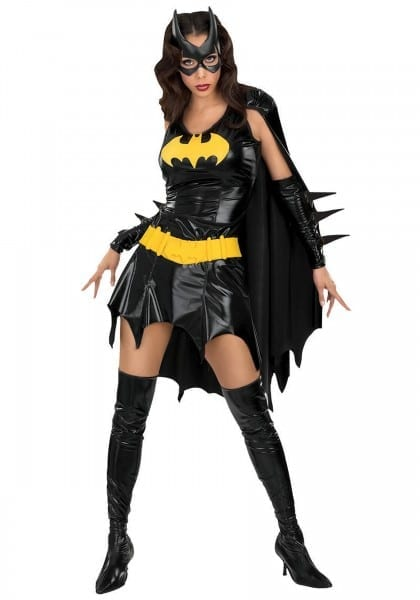 Batman Girl Halloween Costume