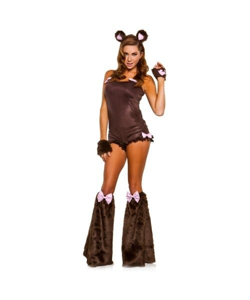 Adult Sexy Teddy Bear Halloween Costume