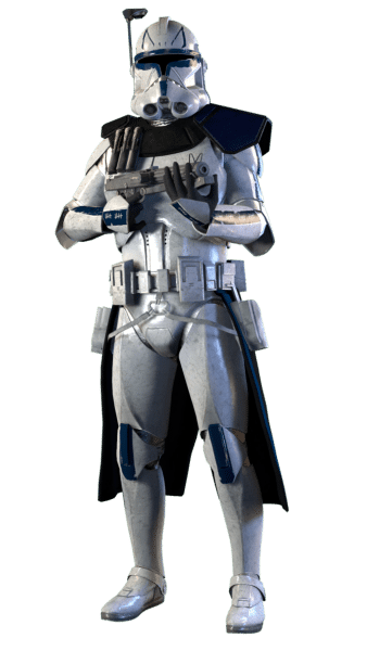 Sfm] Clone Captain Rex By Sharpe