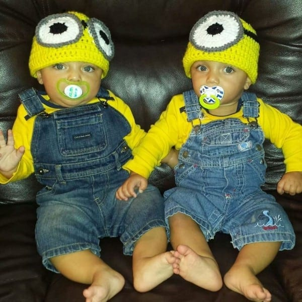 Seeing Double  12 Perfectly Adorable Coordinating Costumes For
