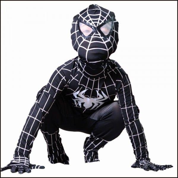 Spiderman Halloween Costume Toddler Beautiful Black Venom