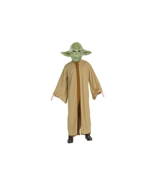 Jedi Yoda Adult Costume