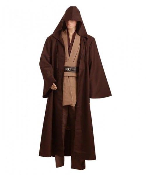 Aliexpress Com   Buy Star Wars Jedi Knight Costume Adult Men's Obi