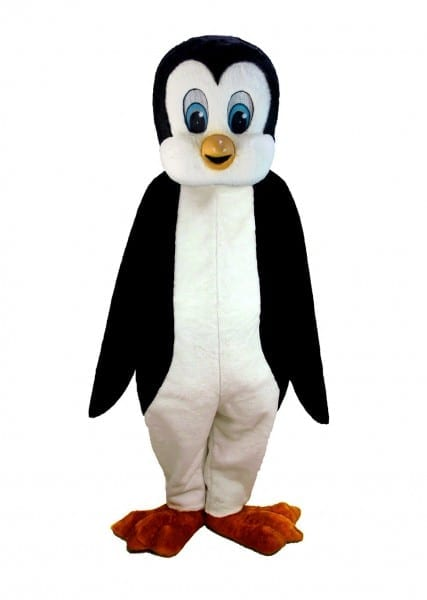 Buy Penguin Mascot Costume Sports Team Custom Durable Fur Mascots