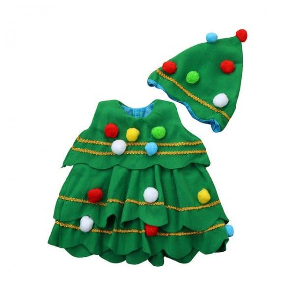 Aliexpress Com   Buy Toddler Kids Baby Girls Christmas Tree