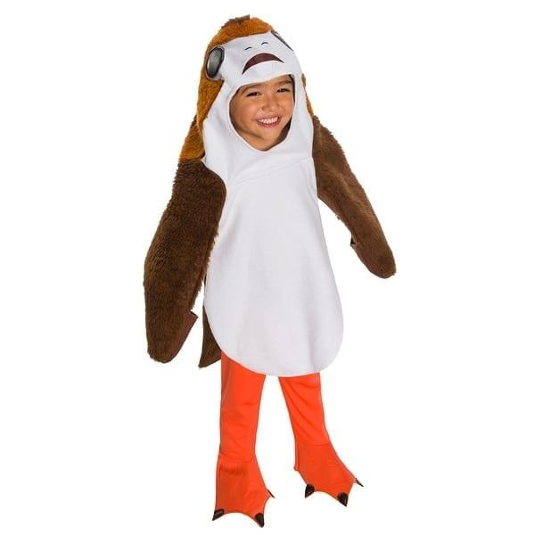 Toddler Star Wars Last Jedi Deluxe Porg Costume