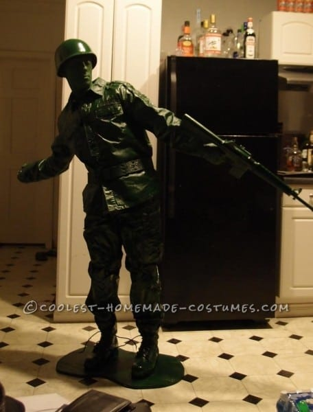 Coolest 60+ Homemade Military Costumes For Halloween