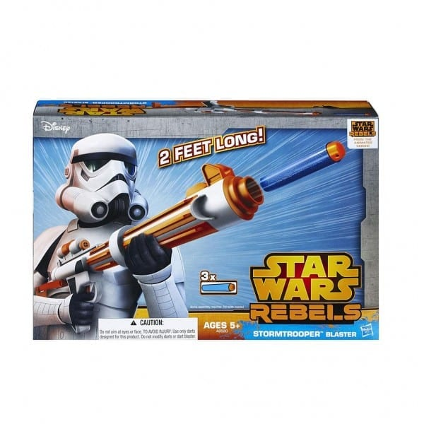 Amazon Com  Star Wars Rebels Stormtrooper Blaster  Toys & Games