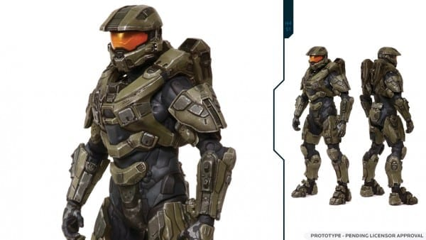 Master Chief Armor Ugly Still