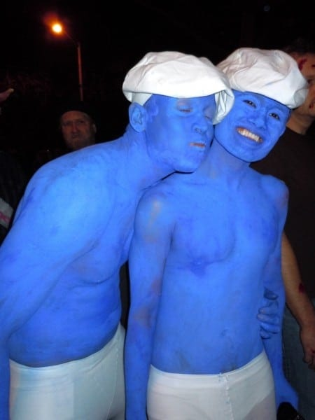 Costume Inspiration From West Hollywood Halloween Carnavals Past