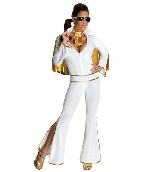 Elvis Female Adult Costume
