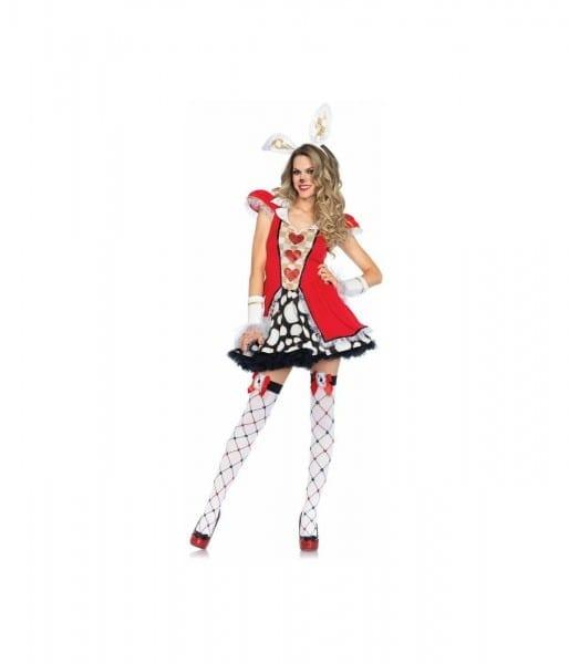 Follow The White Rabbit Womens Costume