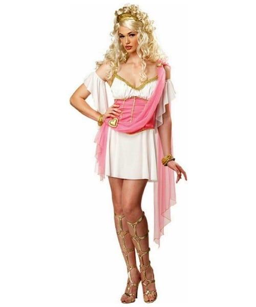 Adult Love Goddess Aphrodite Greek Costume