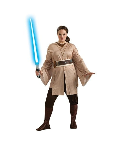 Jedi Knight Adult Plus Costume